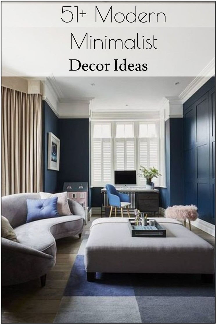Modern Living Room Decor Ideas 2019