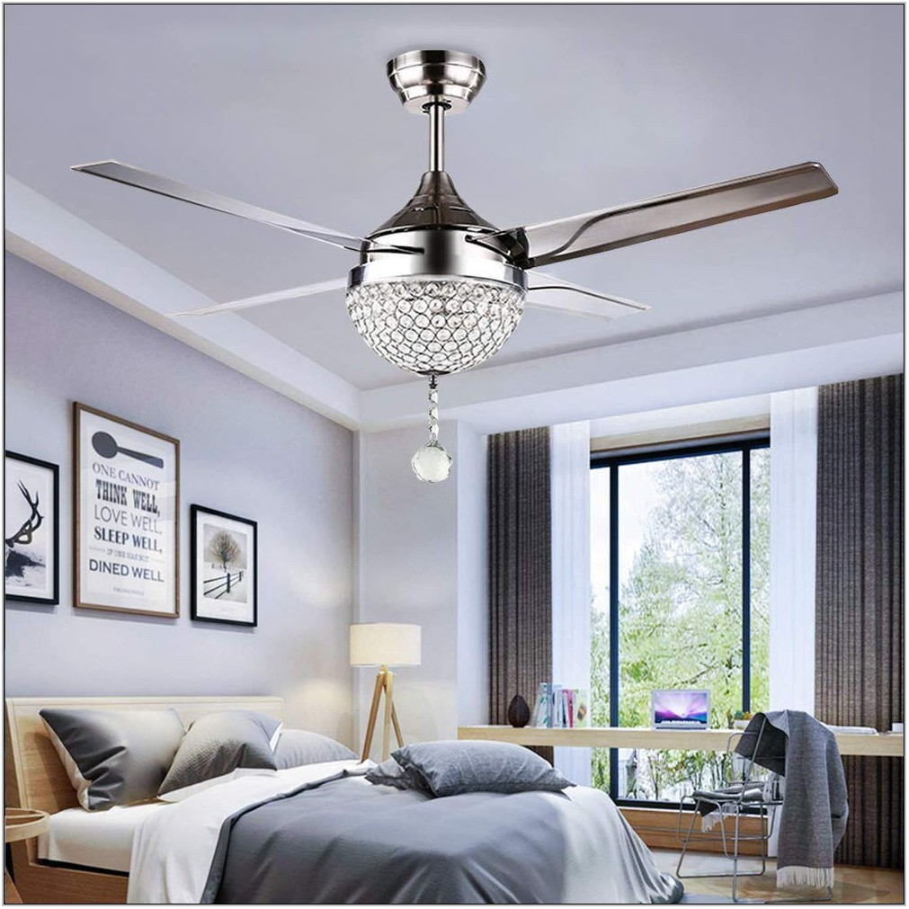 Modern Living Room Fan