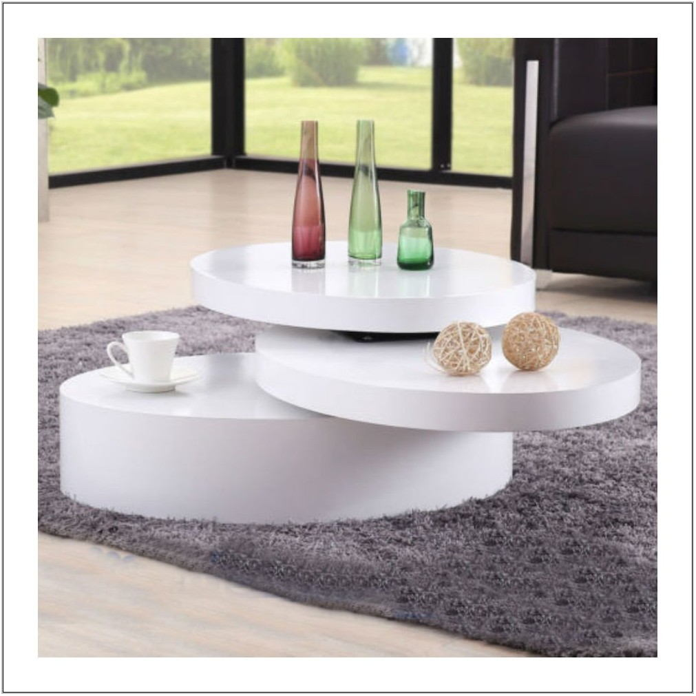 Modern Living Room Furniture White