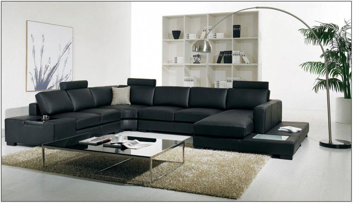 Modern Sectional Living Room Furniture