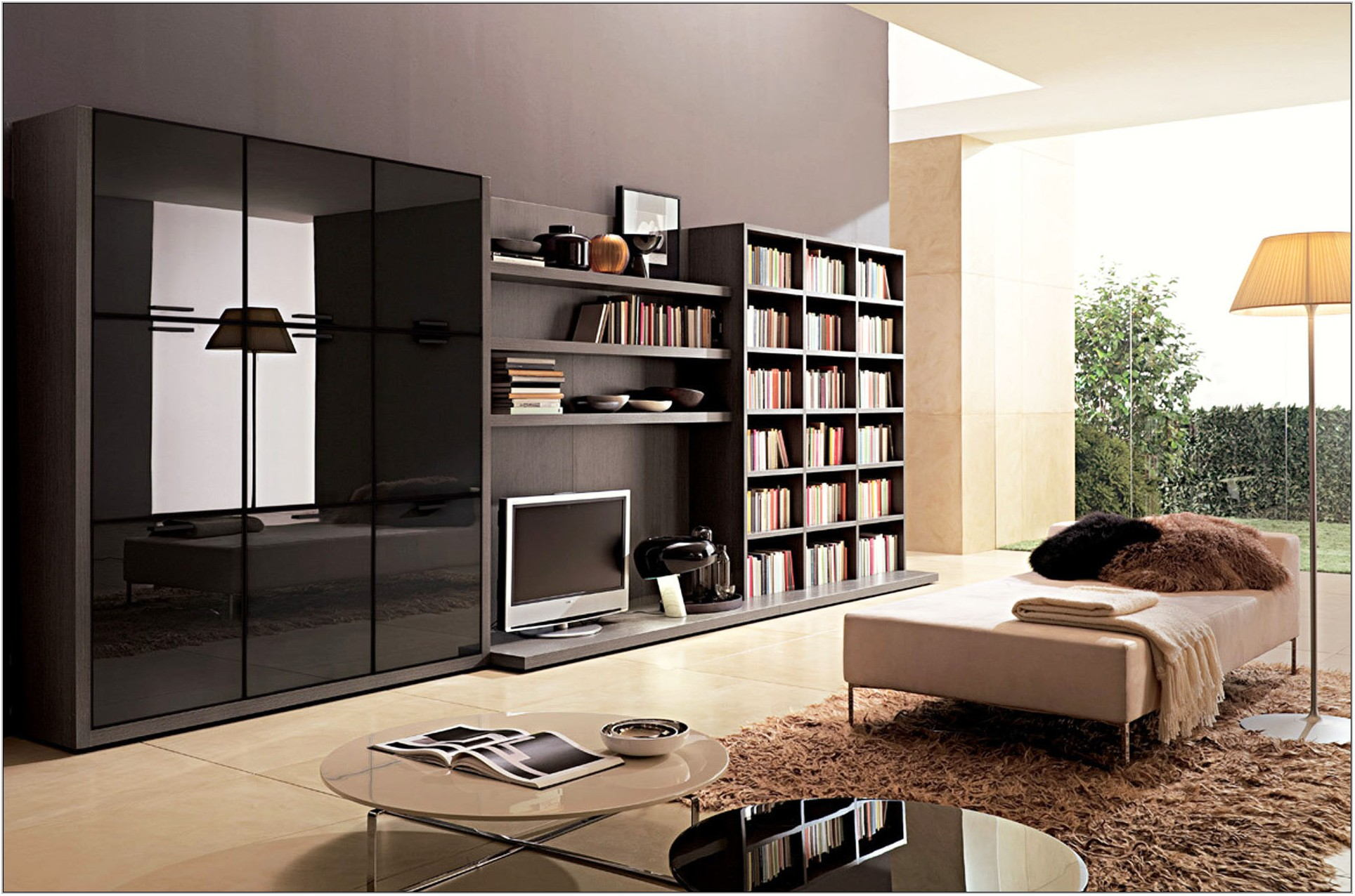 Modern Storage Furniture Living Room