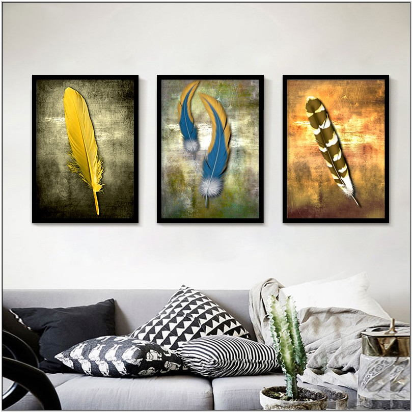 Modern Wall Pictures For Living Room