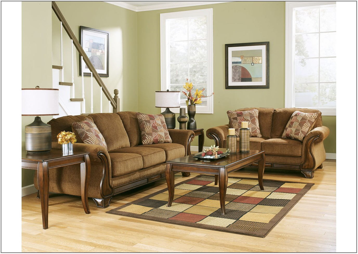Montgomery Overstock Living Room Sets