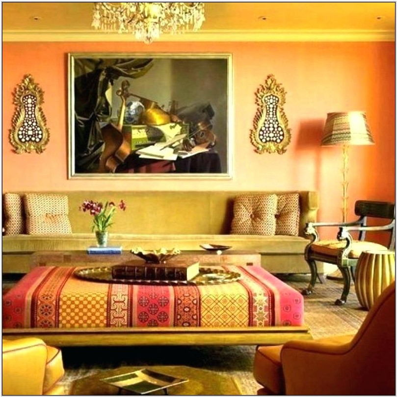 Moroccan Living Room Furniture For Sale