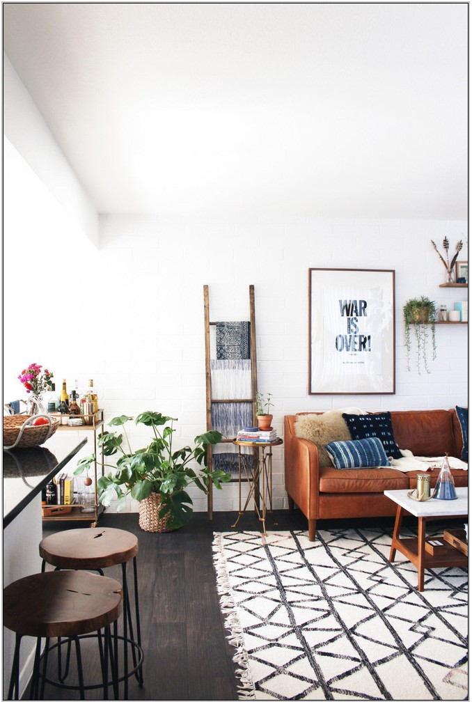 Moroccan Rug Living Room