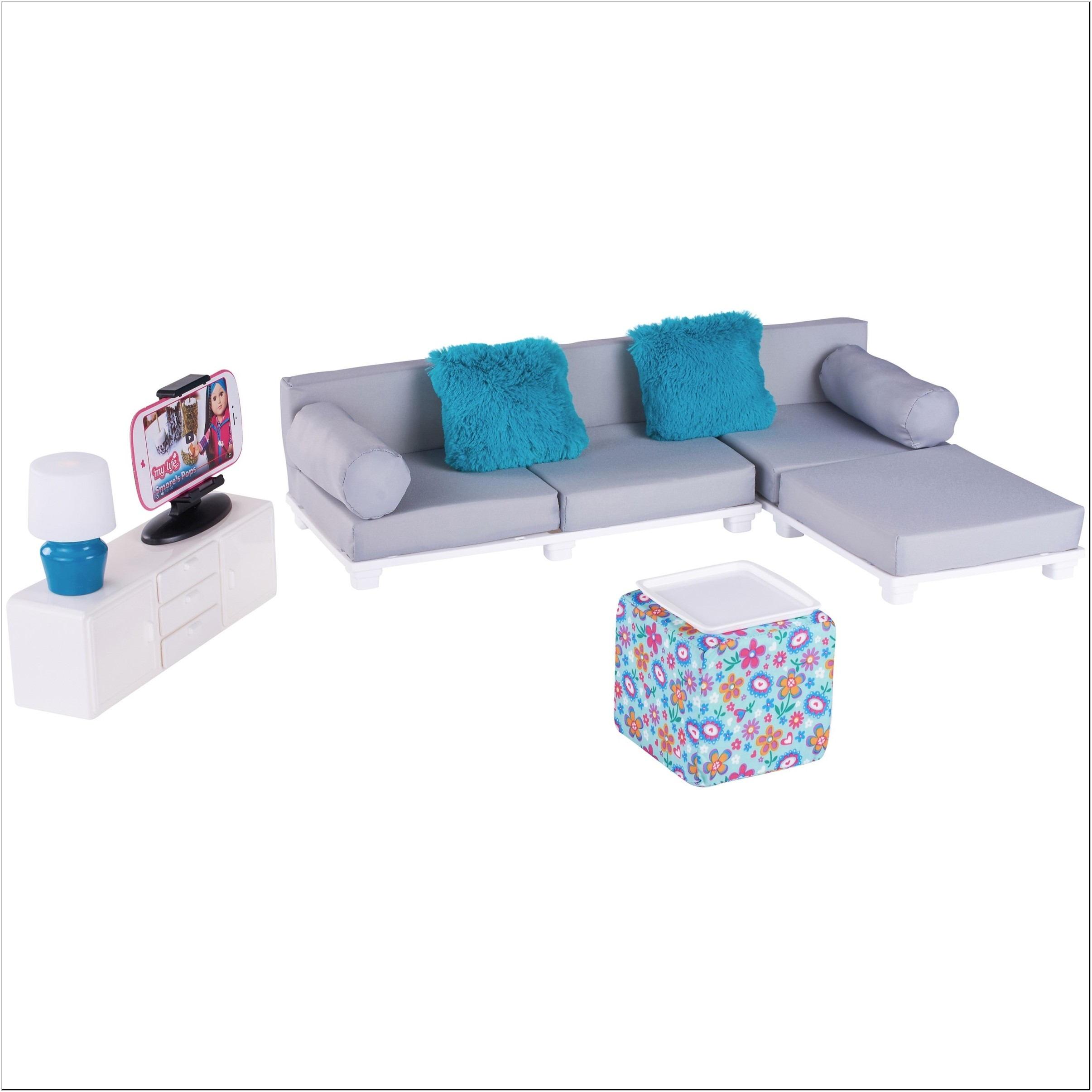 My Life Doll Living Room Set