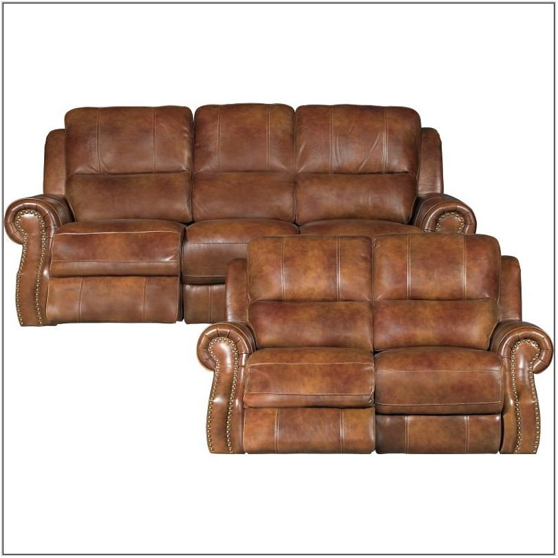 Nailhead Living Room Set