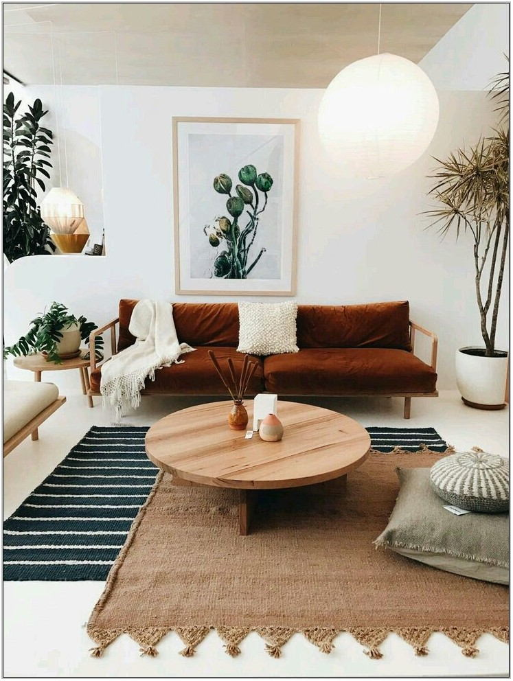 Natural Colours Living Room