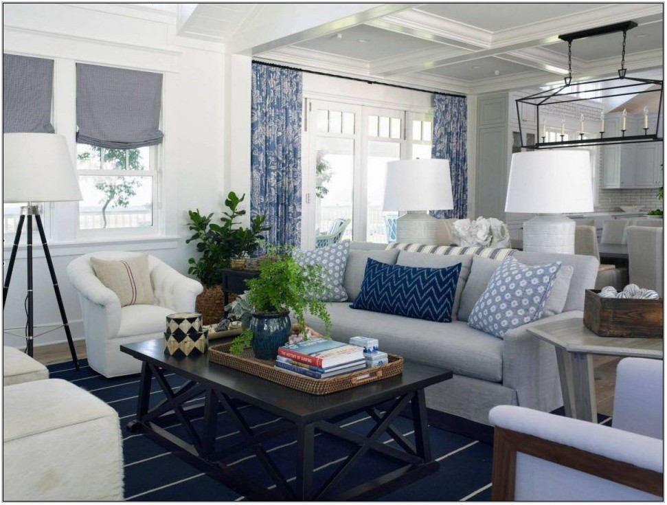 Nautical Living Room Sets