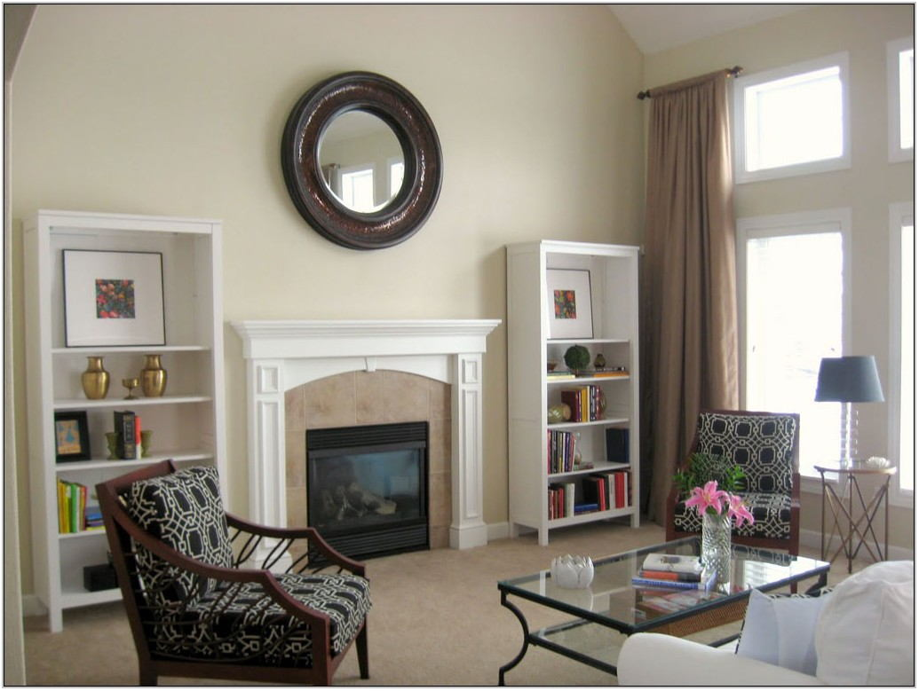 Neutral Paint Color Ideas For Living Room