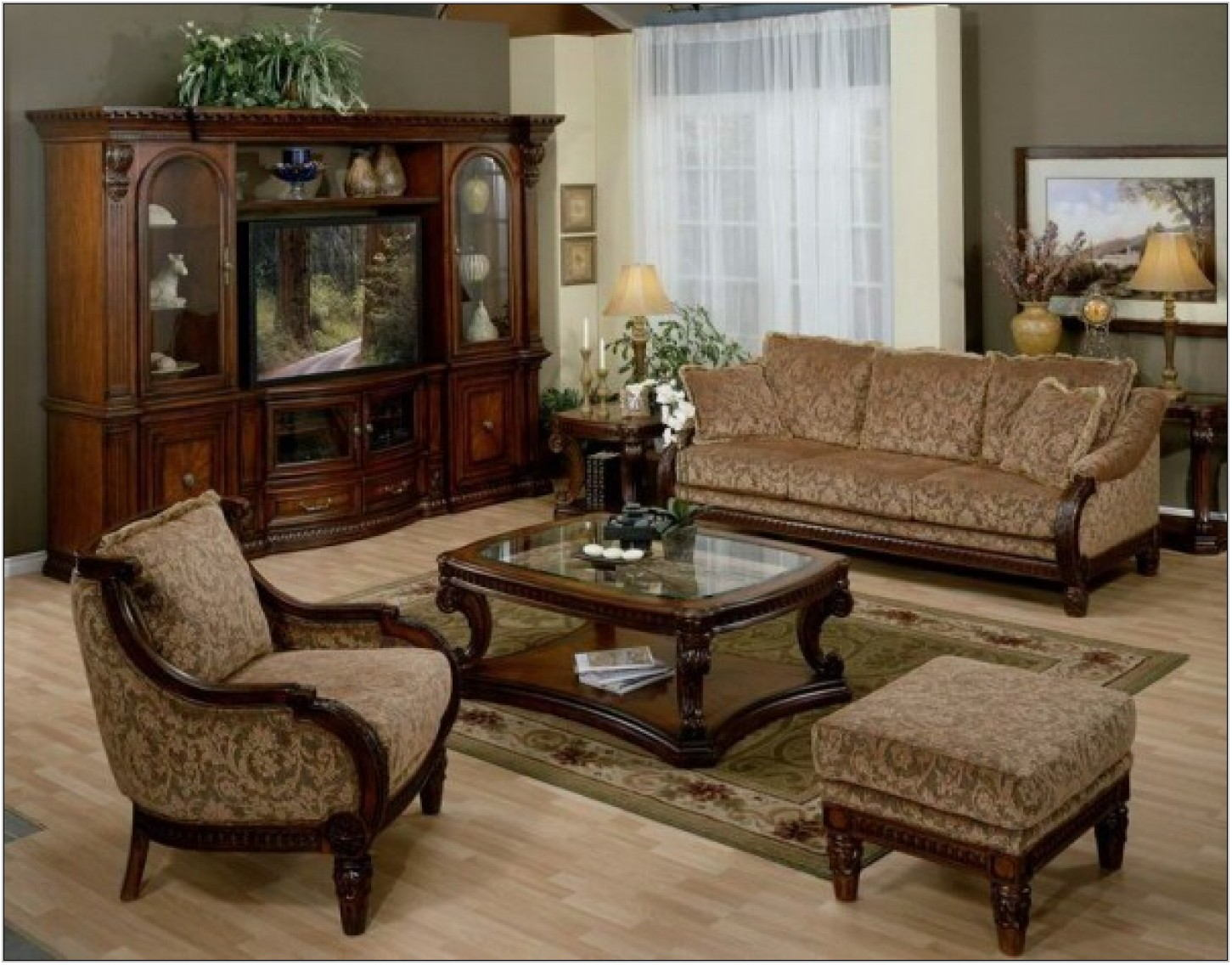 New Ideas For Living Rooms Decoration