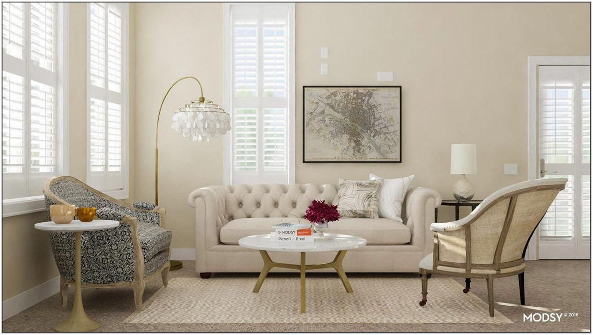 New Style Living Room