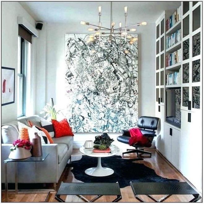 Nice Artwork Living Room