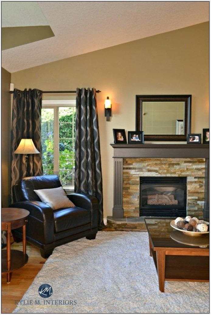 North Facing Living Room Paint Color
