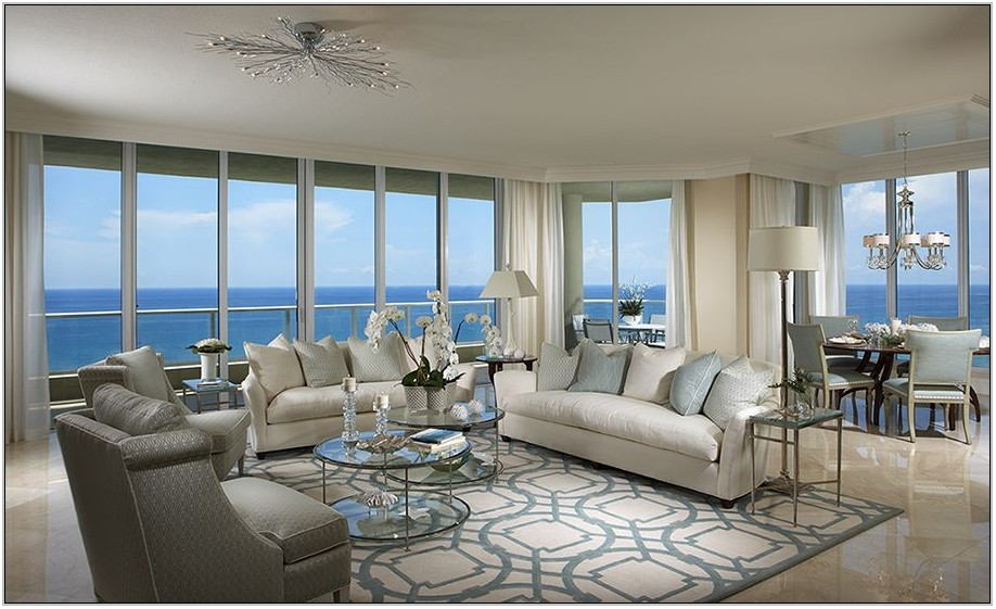 Ocean Living Room Decor