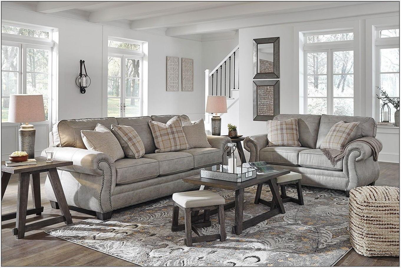 Olsberg Steel Living Room Set