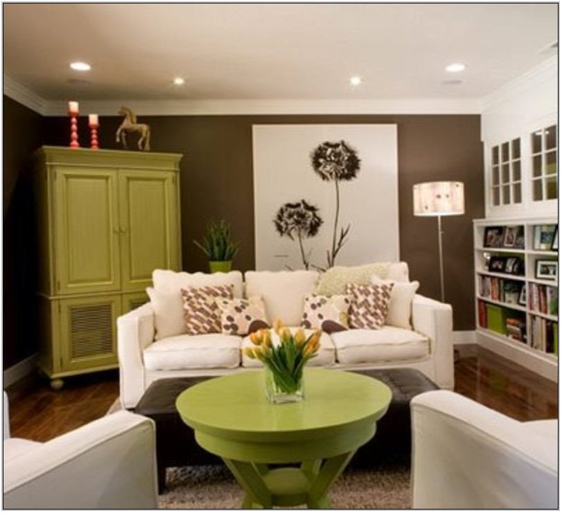 Open Living Room Paint Ideas