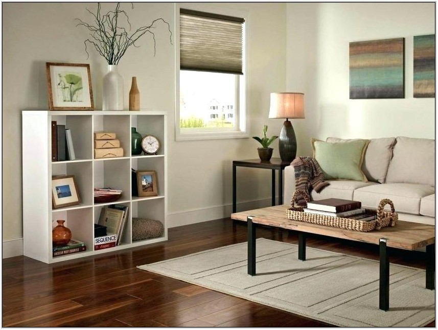 Organize Small Living Room