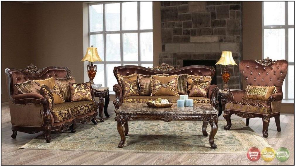 Ornate Living Room Furniture