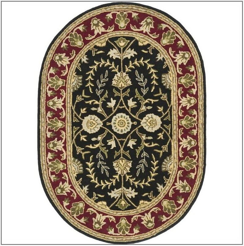 Oval Rugs For Living Room