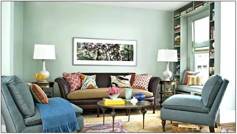 Paint Examples Living Room