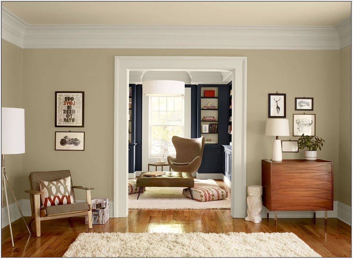 Paint For Small Living Room