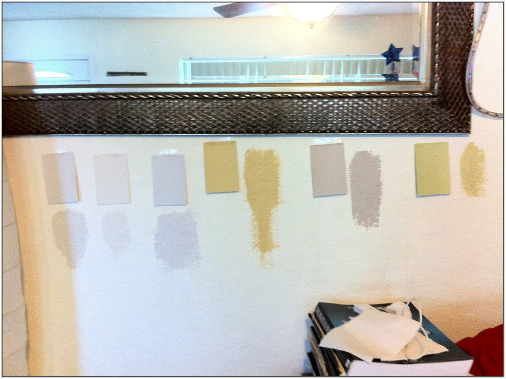 Paint Samples For Living Room