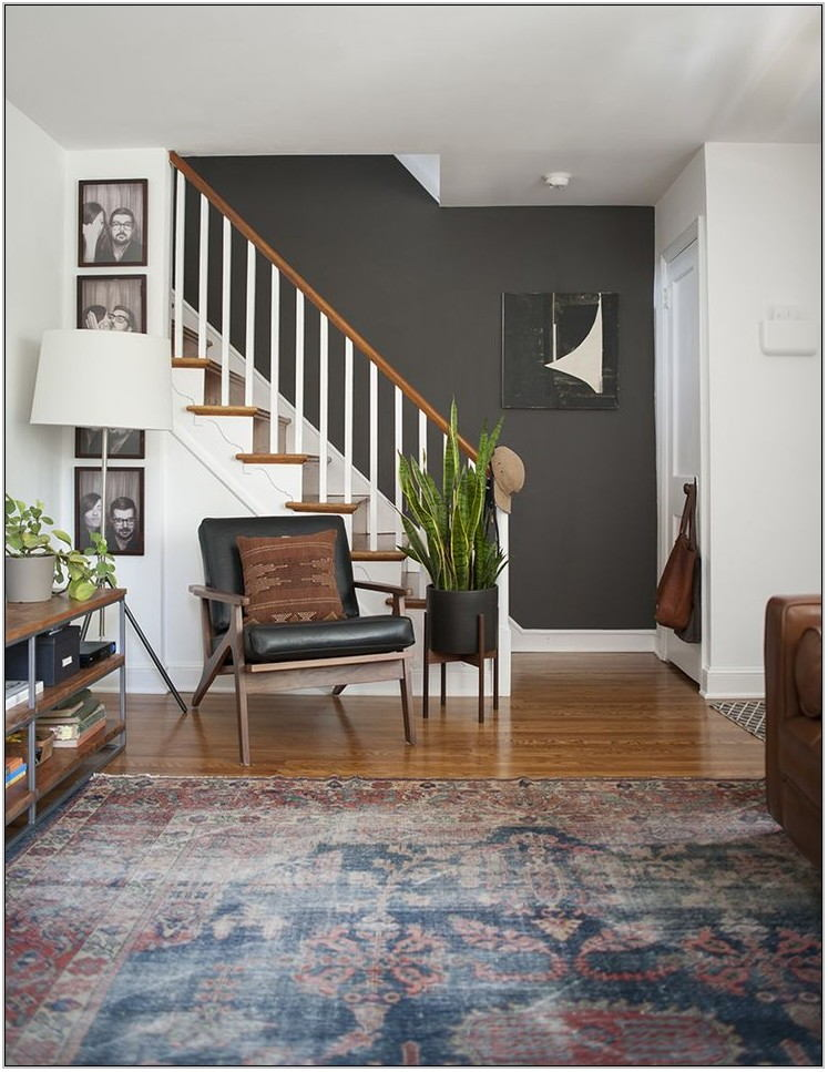 Painting An Accent Wall In Living Room