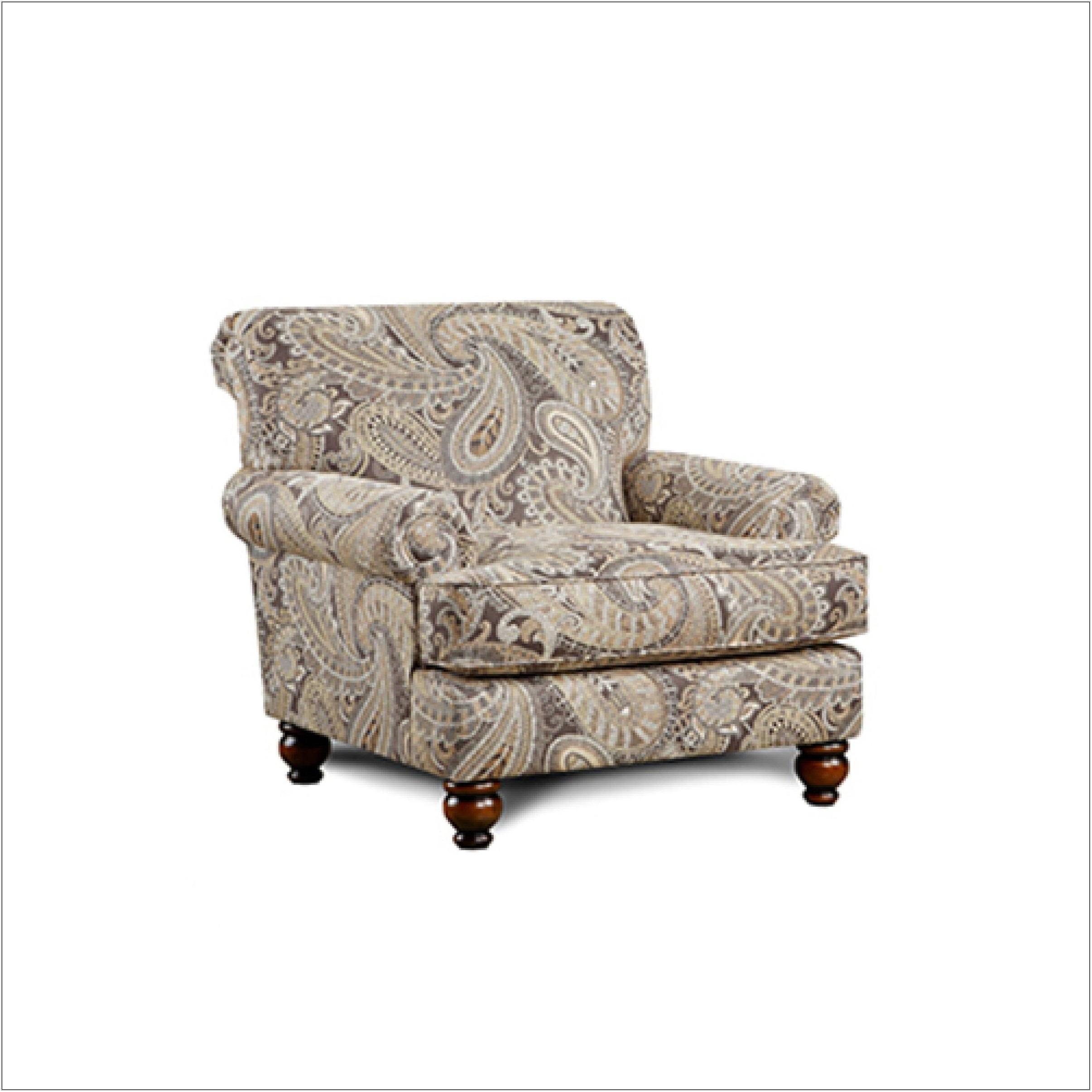 Paisley Living Room Chair