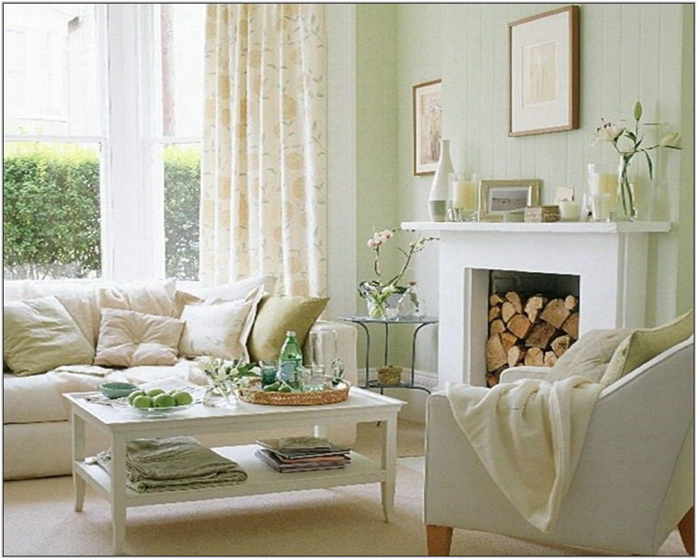 Pale Green Paint For Living Room