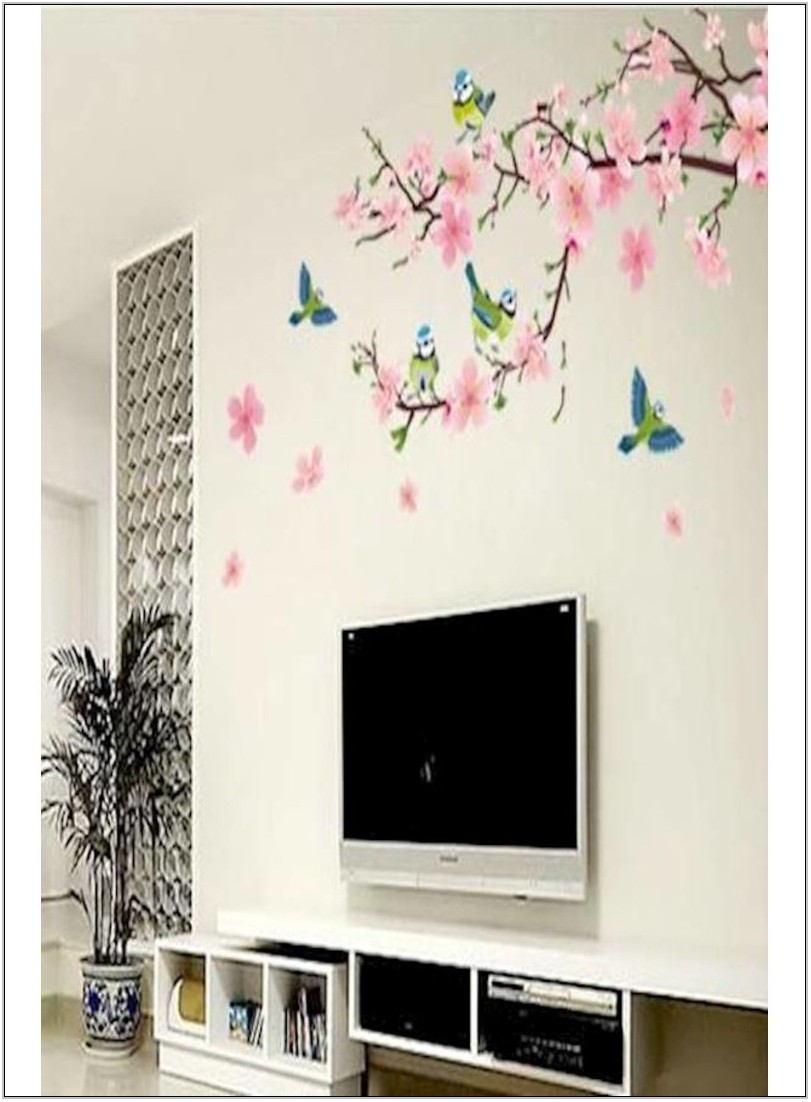 Peach Decor For Living Room