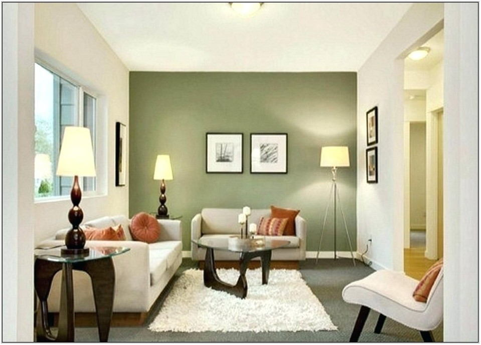 Pictures Of Accent Walls In Living Room