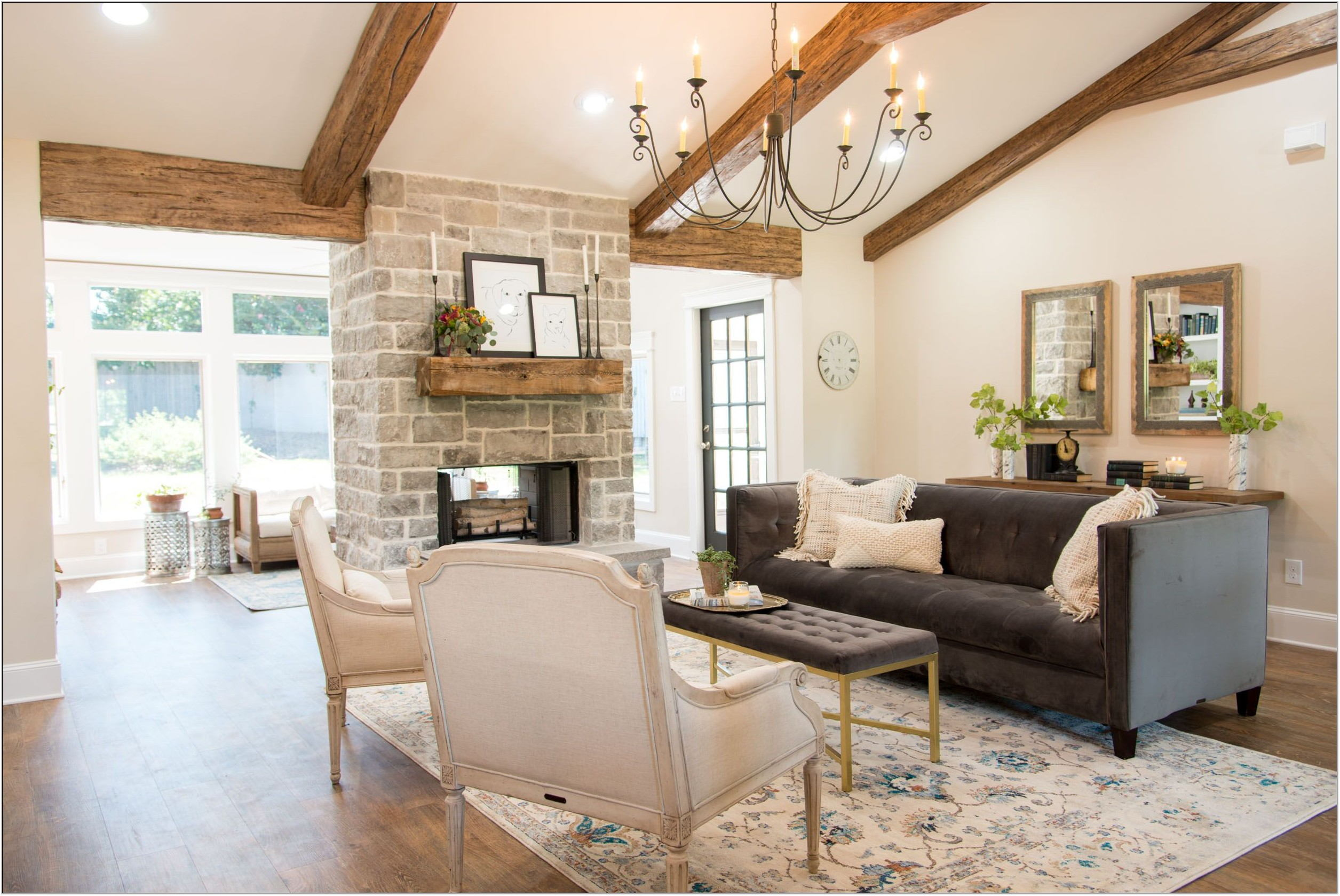 Pictures Of Joanna Gaines Living Rooms