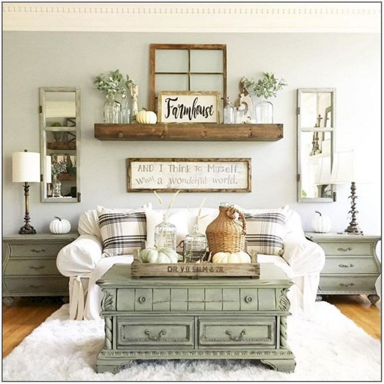 Pinterest Rustic Living Room