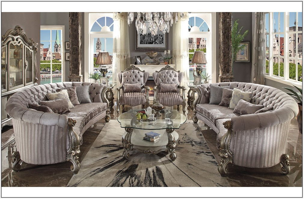 Platinum Living Room Furniture