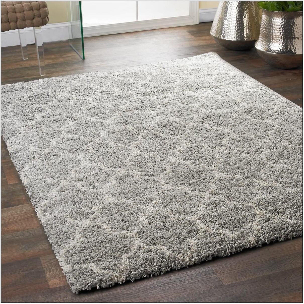 Plush Living Room Rugs