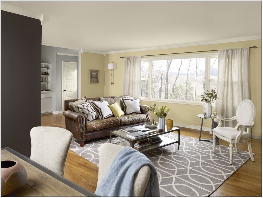 Popular Benjamin Moore Colors For Living Room