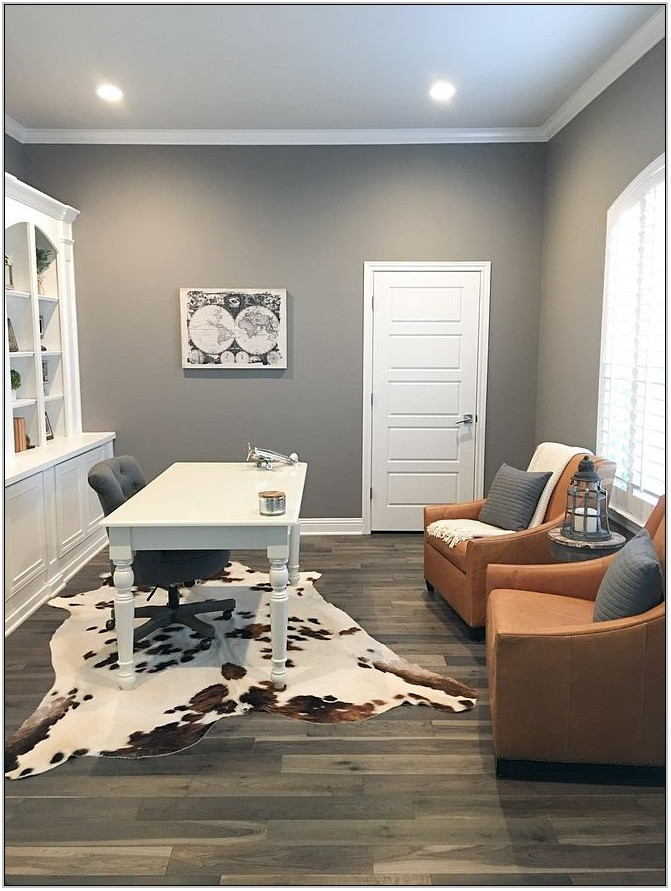 Popular Gray Paint Colors For Living Room