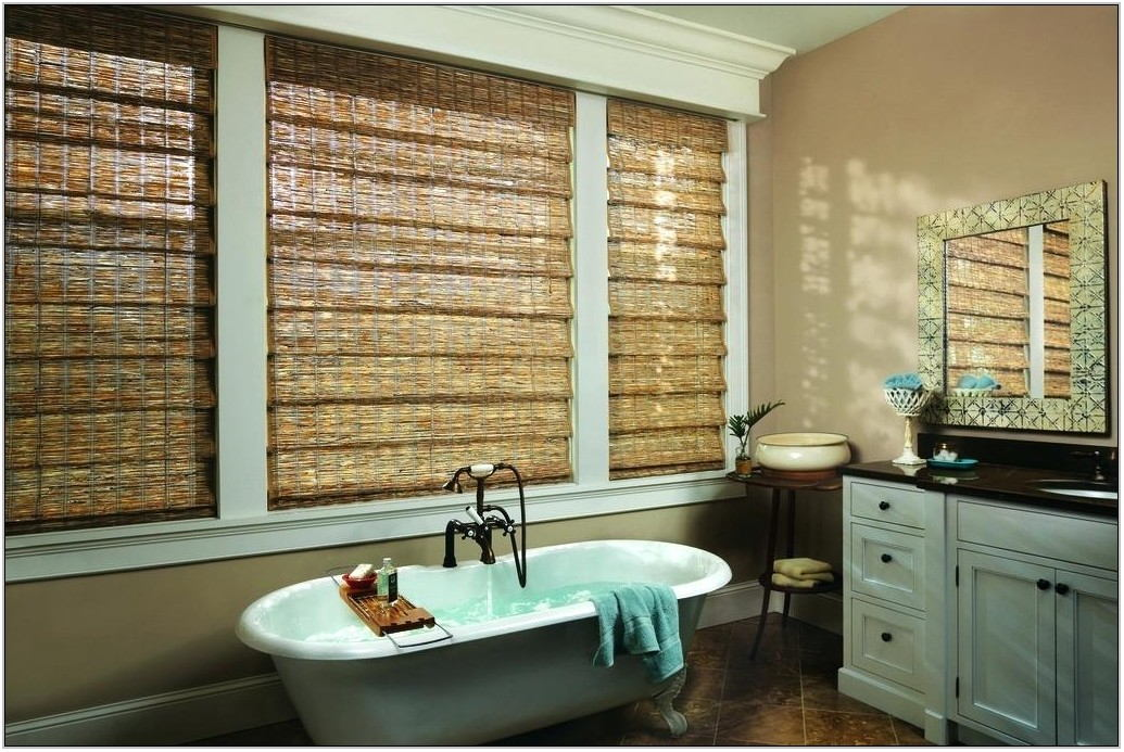 Popular Window Treatments Living Room