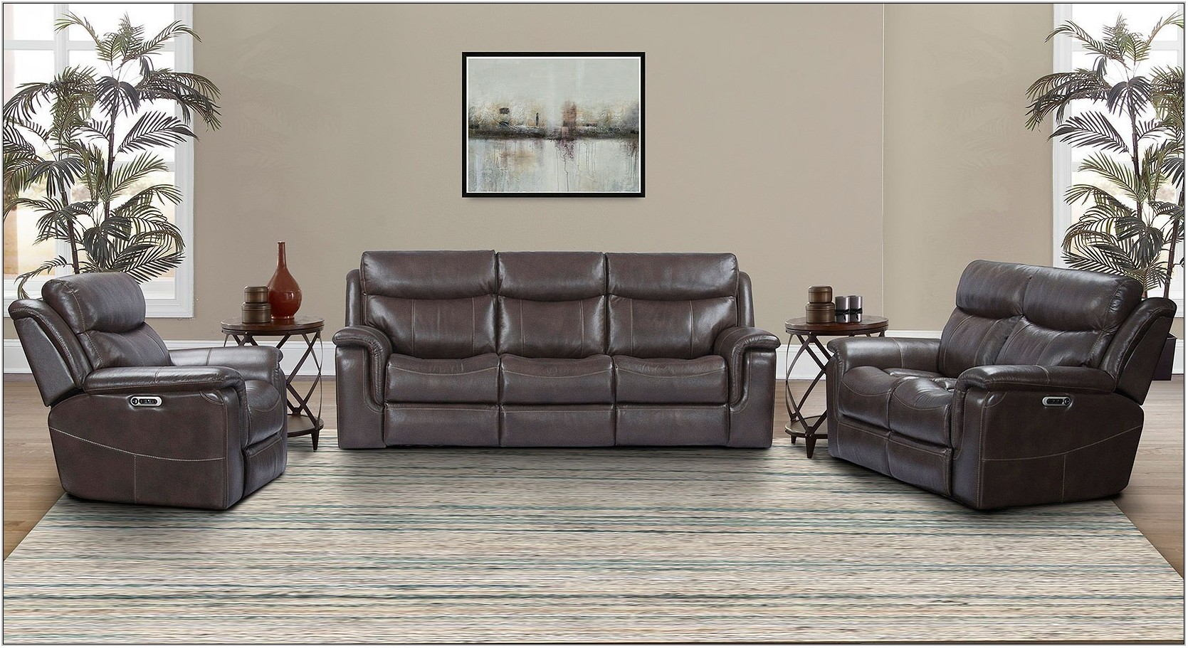 Power Reclining Living Room Furniture