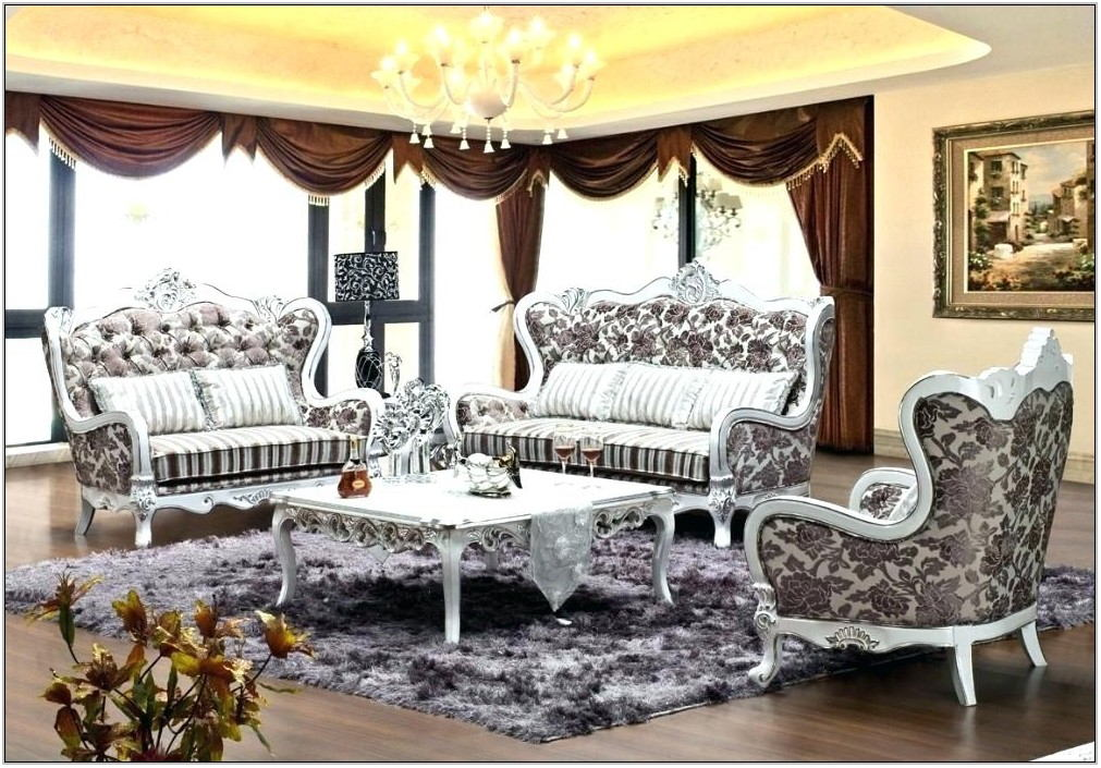 Primitive Style Living Room Furniture