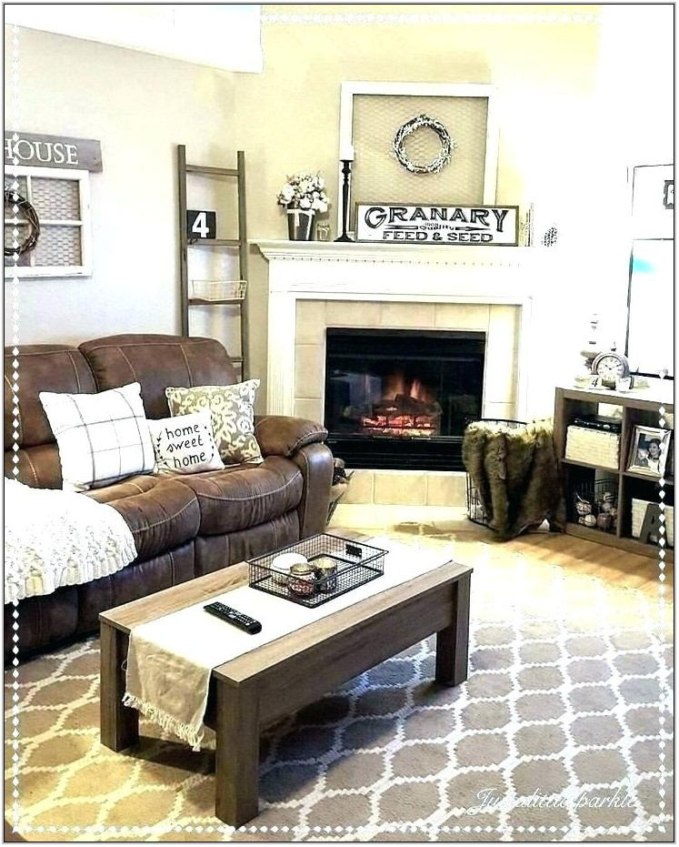 Proper Rug Placement In Living Room