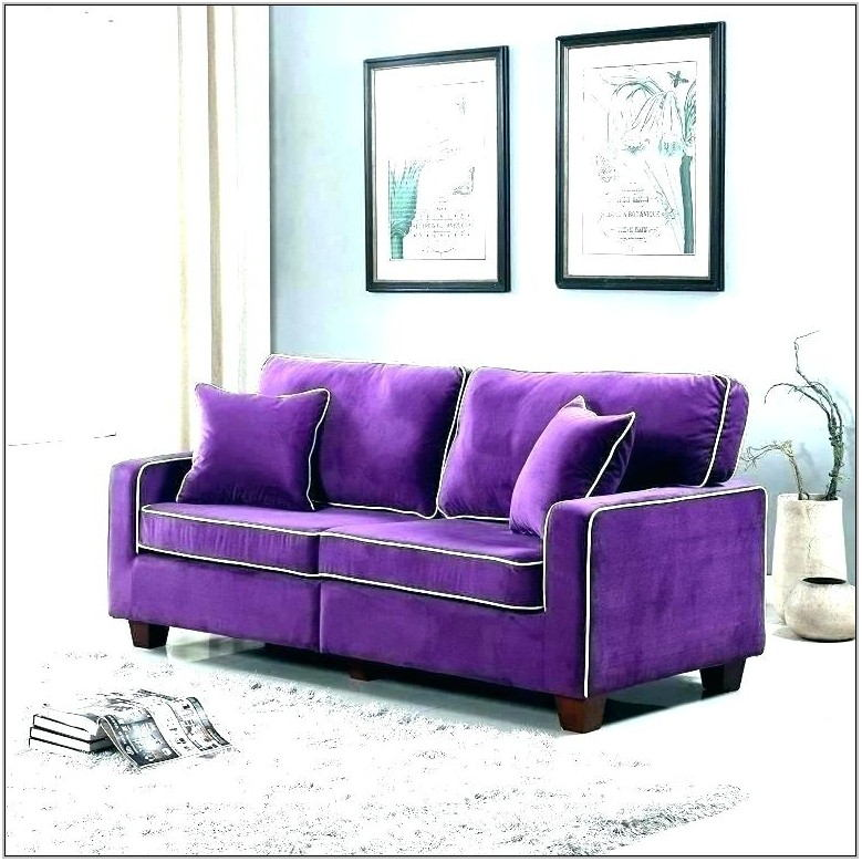 Purple Living Room Furniture Sets