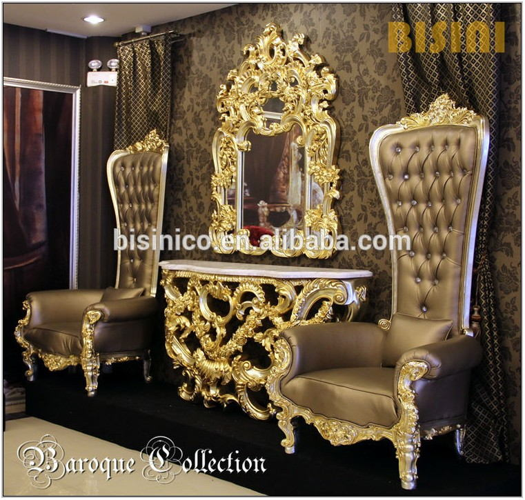 Queen Anne Living Room Chairs