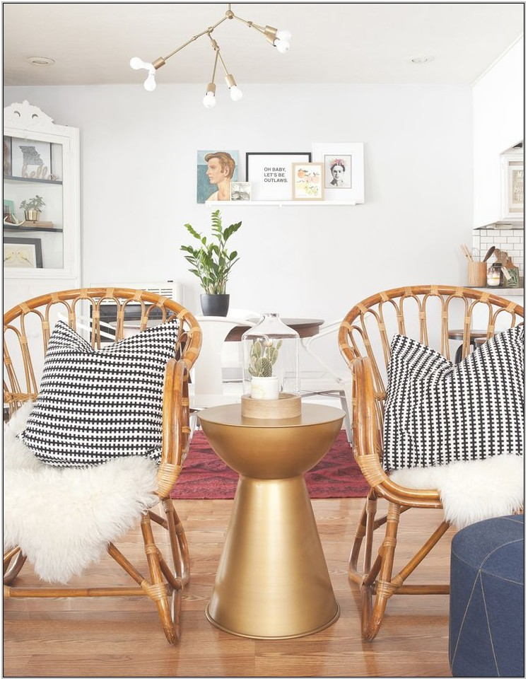 Rattan Chair Living Room