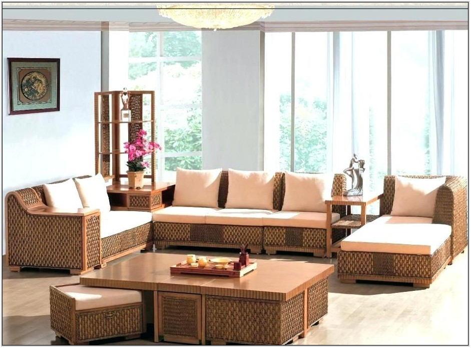 Rattan Furniture For Living Room