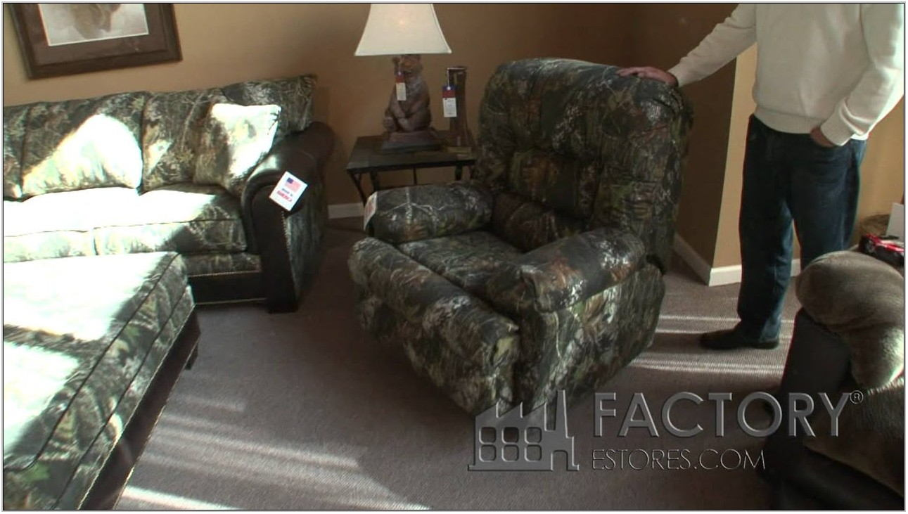 Realtree Living Room Furniture