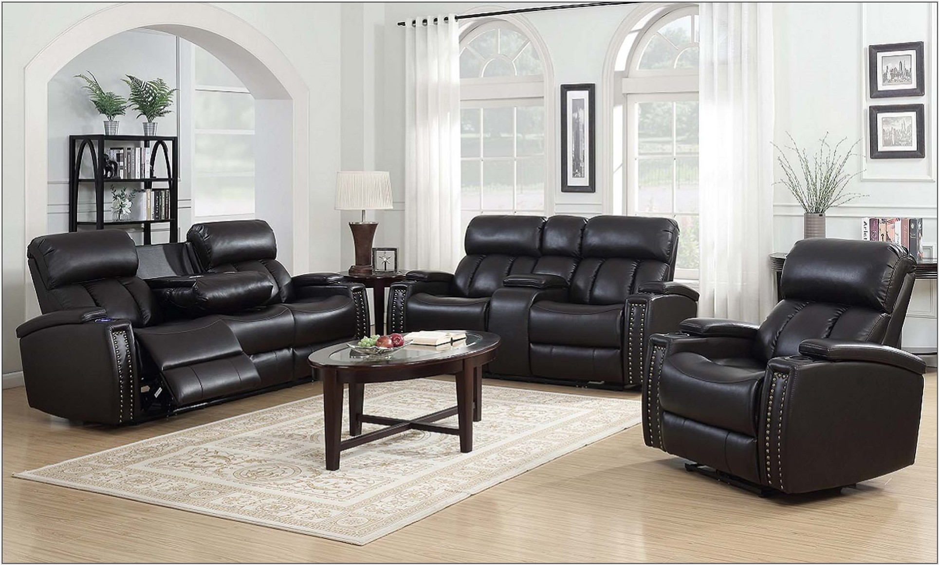 Reclining 3 Piece Living Room Set