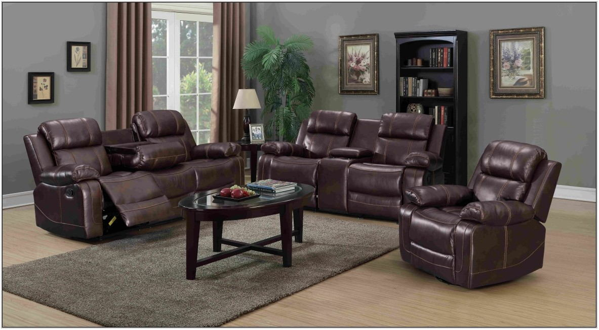 Reclining Living Room Furniture