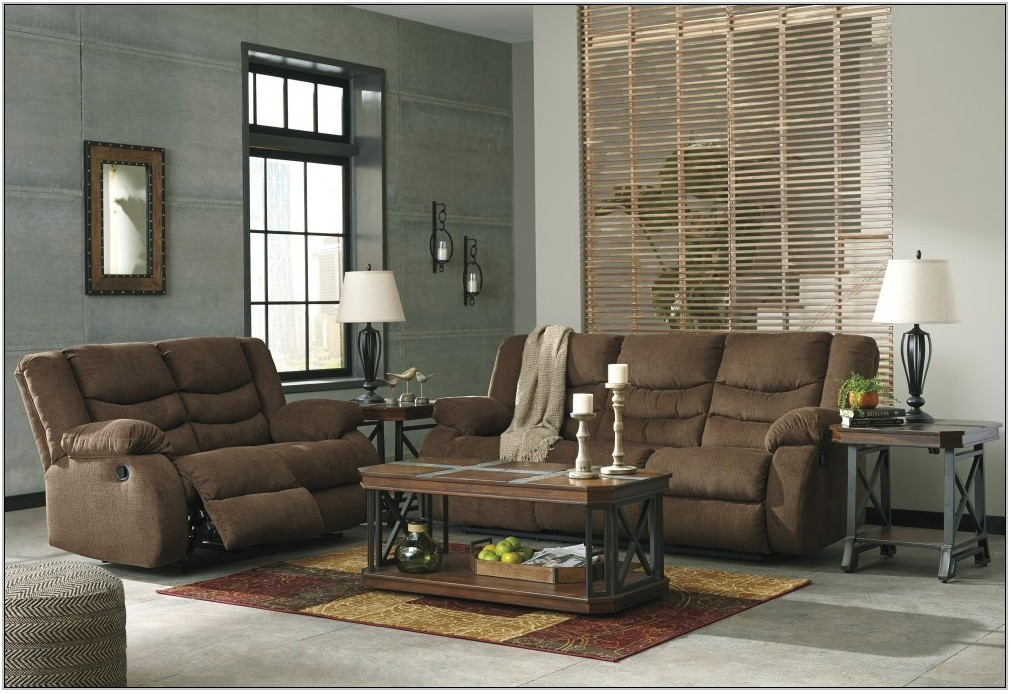 Reclining Living Room Sofa